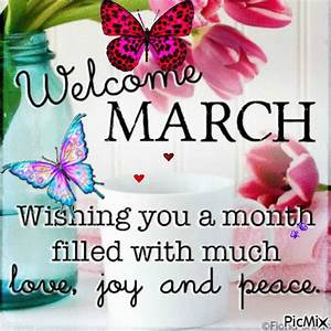 Welcome March - PicMix