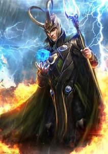 The Norse God Loki – Immortal Monday | Debra Kristi's Blog