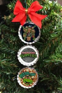 tmnt teenage mutant ninja turtles christmas tree ornament