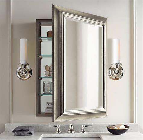 Bathroom Mirror Medicine Cabinets