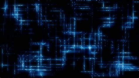 bright light computer screen digital computer grid matrix technology stock footage