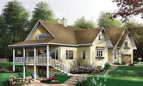 house plans  walkout basement walk  ranch home designs mother  law suite plans