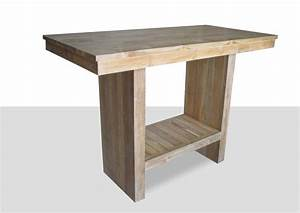 Table Cuisine Haute : table rabattable cuisine paris table haute 4 personnes ~ Teatrodelosmanantiales.com Idées de Décoration