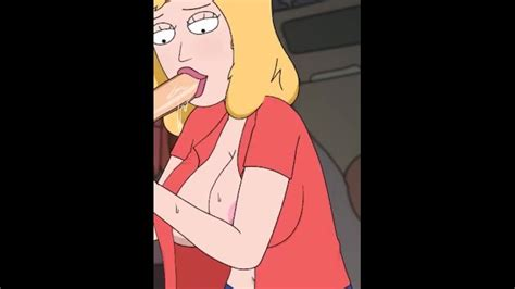 Rick And Morty A Way Back Home Sex Scene Only Part 5
