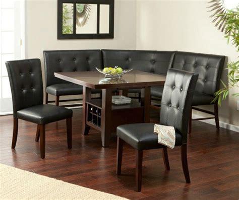 canape cuir rustique 80 idées pour bien choisir la table à manger design
