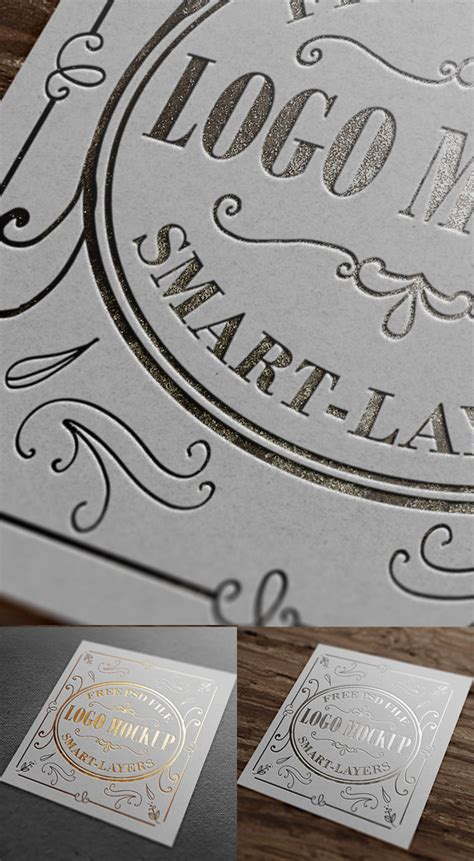 Put your logo and present your work. 50 Best Free PSD Mockup Templates | Freebies | Graphic ...
