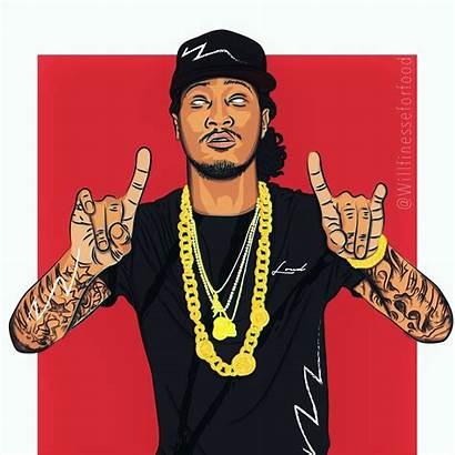 Future Dope Trill Rapper Hop Hip Drake