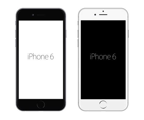 Iphone 6 Wallpaper Template