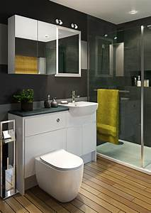 Petite Salle De Bain Design : 10 astuces pour am nager une petite salle de bains ~ Dailycaller-alerts.com Idées de Décoration