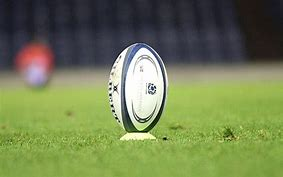 Image result for rugby ball on pitch