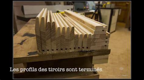 tiroir de cuisine cuisine en massif fabrication des tiroirs