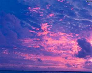Wolken In Rose : blau rosa wolken ~ Orissabook.com Haus und Dekorationen