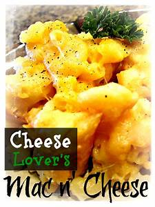 Cheese Lovers Mac n' Cheese - Sugar n' Spice Gals
