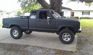Ford 4x4 Ranger : 1987 ford ranger 4x4 v6 5 speed 4in lift caleb 39 s truck 2013 trucks cars pinterest ~ Medecine-chirurgie-esthetiques.com Avis de Voitures