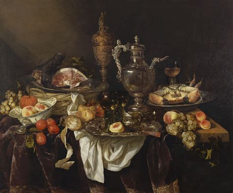 cuisine baroque a feast for the de