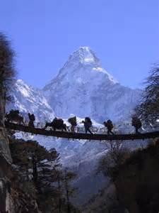 Mount Everest Sherpas