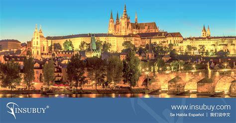czech republic visa travel insurance schengen visa