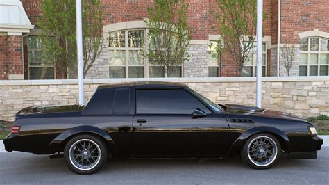1987 Buick Grand National Resto Mod