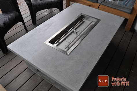 how to build a gas fireplace how to make an outdoor gas fireplace with diy pete