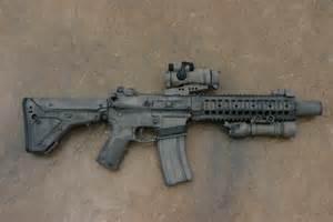 Cerakote AR-15 SBR