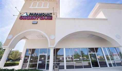 Paramount Care by About Us Paramount Urgent Care