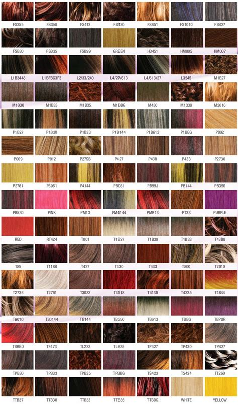 carefree colors carefree color chart clearance wigs