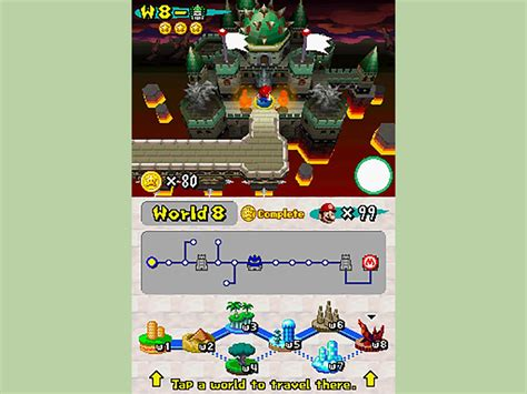 3 Ways To Play New Super Mario Bros Ds Wikihow