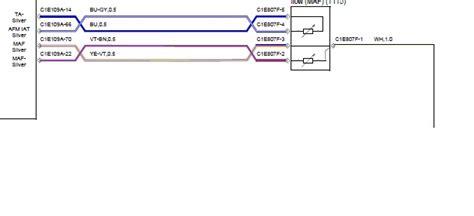 maf sensor wiring diagram volvo forums