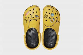 post malone  crocs barbed wire classic clog release info