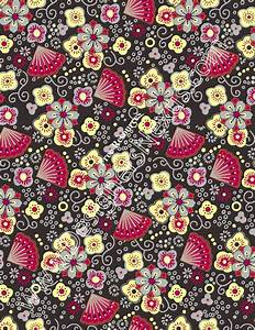 seamless free fabric patterns v15 floral fabric pattern