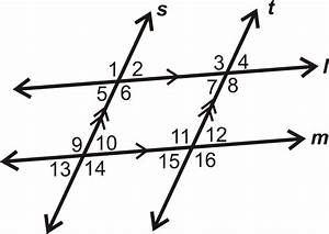 Alternate Exterior Angles   Read