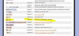 Carte Grise Probleme : champ j3 carrosserie de carte grise por clio iii vie pratique forum pratique ~ Maxctalentgroup.com Avis de Voitures