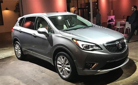 Buick 2019 : 2019 Buick Envision To Get Nip, Tuck