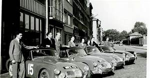 Mg Auto Nancy : 4 works mga 39 s ready for the liege rome liege rally of 1957 no16 3rd along driven by nancy ~ Maxctalentgroup.com Avis de Voitures