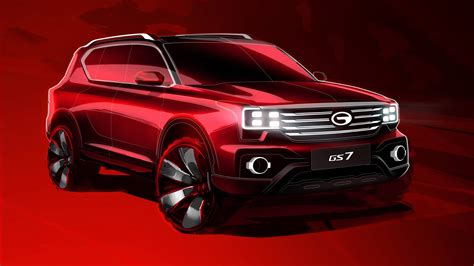 Chinese Automaker To Show Three Cars At 2018 Detroit Auto Show
