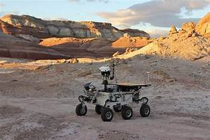 Simulating Mars on Earth | ISECG