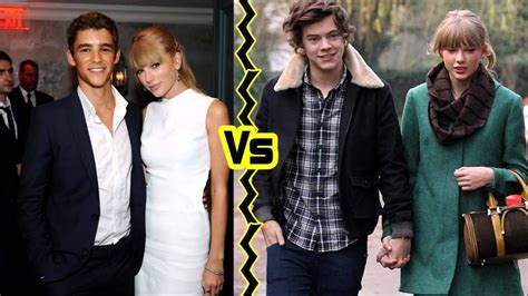 Harry Style Vs Taylor swift . This is my new BOYFRIEND ...