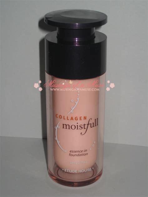 Etude House Sle Foundation etude house collagen moistfull essence in foundation