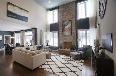 todays top model homes reveal newest design trends