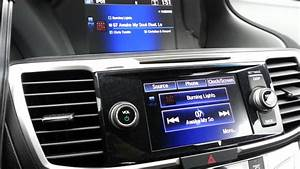 2013 Honda Accord Radio Problems
