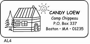 camplabellarge With camp address labels