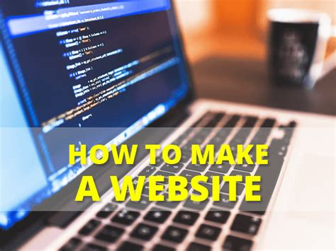 How To Make A Website How To Create A Website A Simple Guide For Beginners