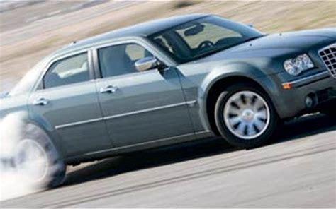 2005 Chrysler 300c Horsepower by 2005 Chrysler 300c Hemi Review Specs Price Road Test
