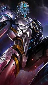 Download Gord Legendary Skin Conqueror Mobile Legends Free