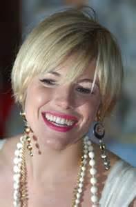 Sienna Miller Pixie Cut