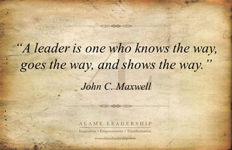 october  alame leadership inspiration personal