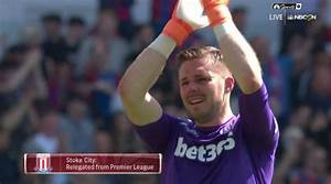 Arsenal news: Jack Butland told to join Gunners as Stoke ...