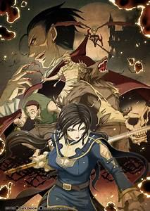 Professional Freelance Anime/Manga Concept Artist for Hire ...