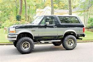 Skunk2si99 1995 Ford Bronco Specs  Photos  Modification