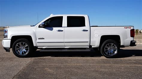 chevrolet silverado  high country ebay